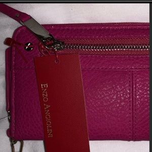 NWT Pink and Grey Enzo Angiolini